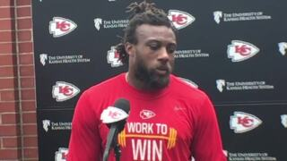 Chiefs safety Eric Berry on injuries in the NFL: It's how you bounce back from them