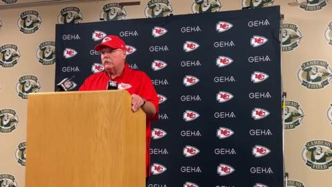 Chiefs set 53-man roster, but expect more moves before Jacksonville season-opener