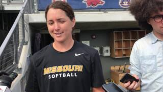 Mizzou softball coach was confident Tigers would make postseason