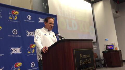 Shhh! Here are the secrets KU's football coaches are trying hard to keep