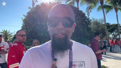 Rapper Tech N9ne Gets Ready To Watch Chiefs In Super Bowl The
