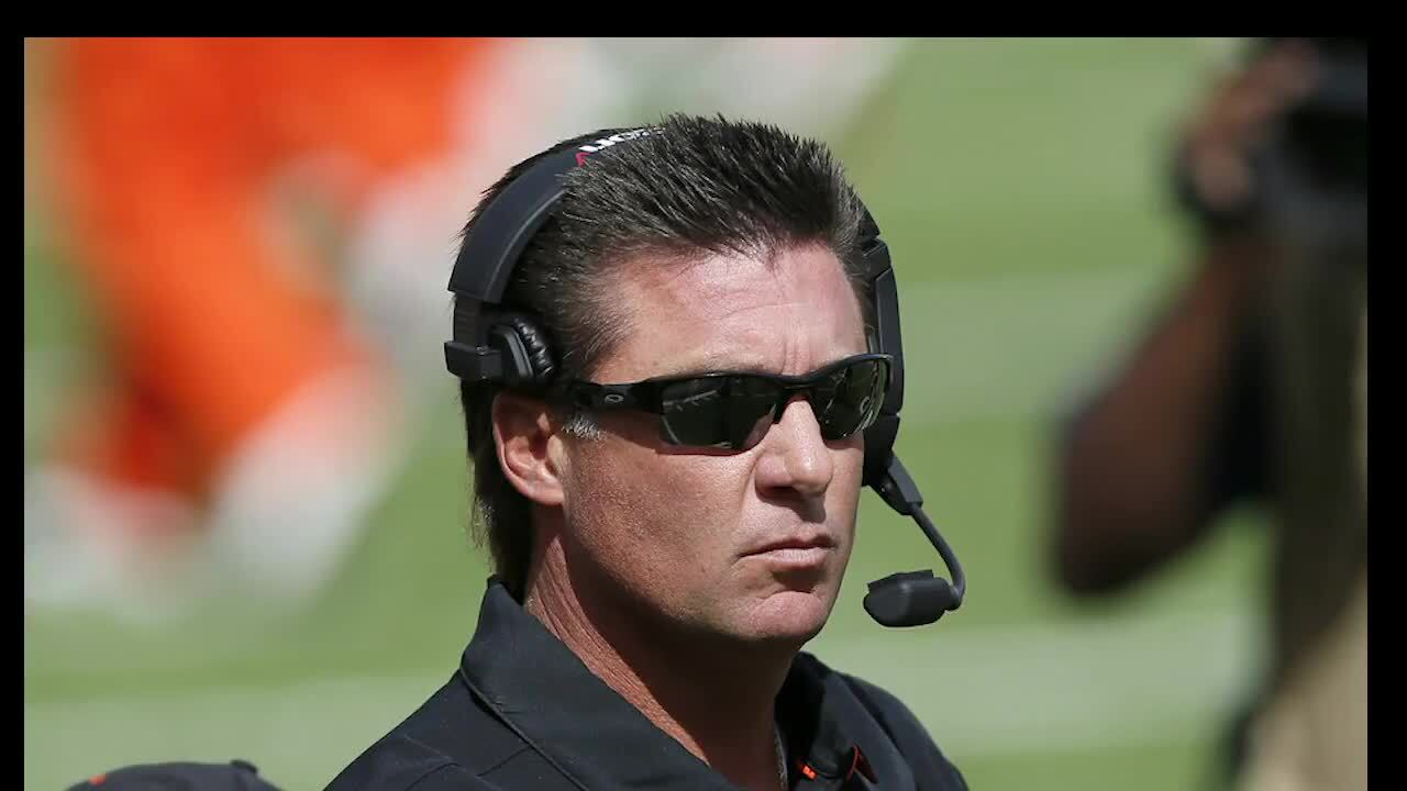 Mike Gundy Says Mullet Is Hair To Stay Fort Worth Star