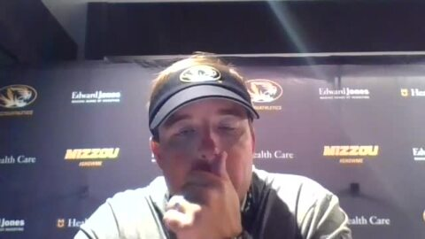 Mizzou coach Eliah Drinkwitz breaks down how Tigers' second scrimmage of camp looked