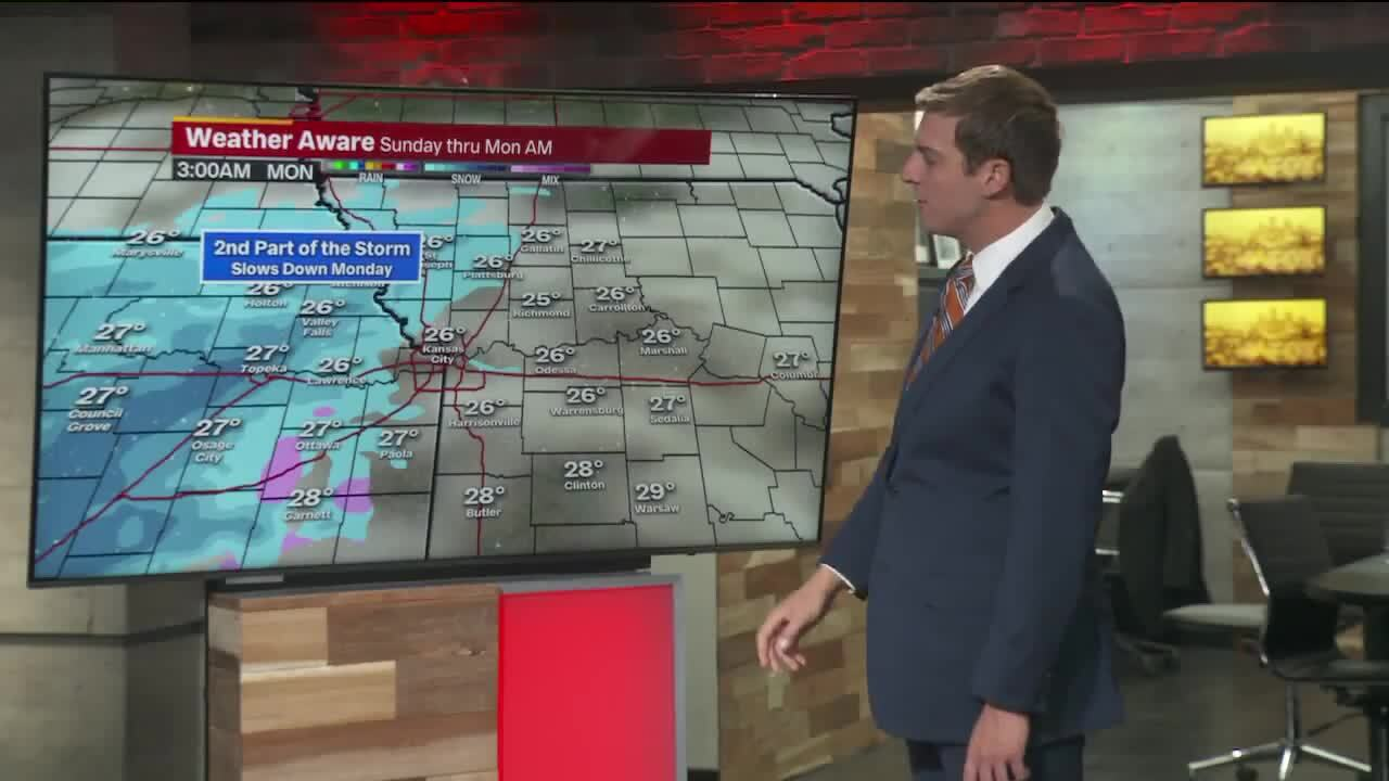 When will snow start in KC and how will it affect the Chiefs game? Find out here.