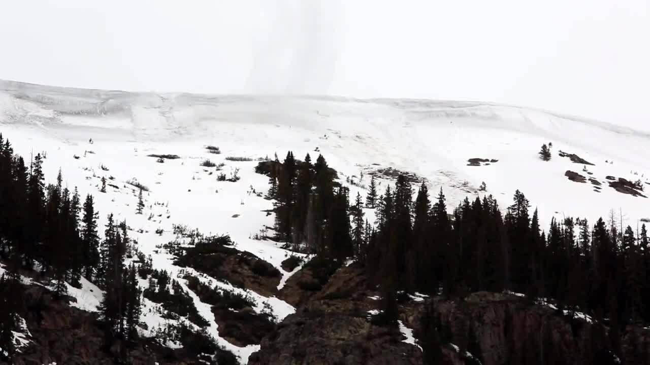 22 bombs meant to trigger Colorado avalanches didn't go off — stay away, CDOT warns