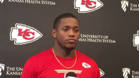 Darron Lee happily joins Game of Thrones pal Patrick Mahomes on revamped Chiefs roster