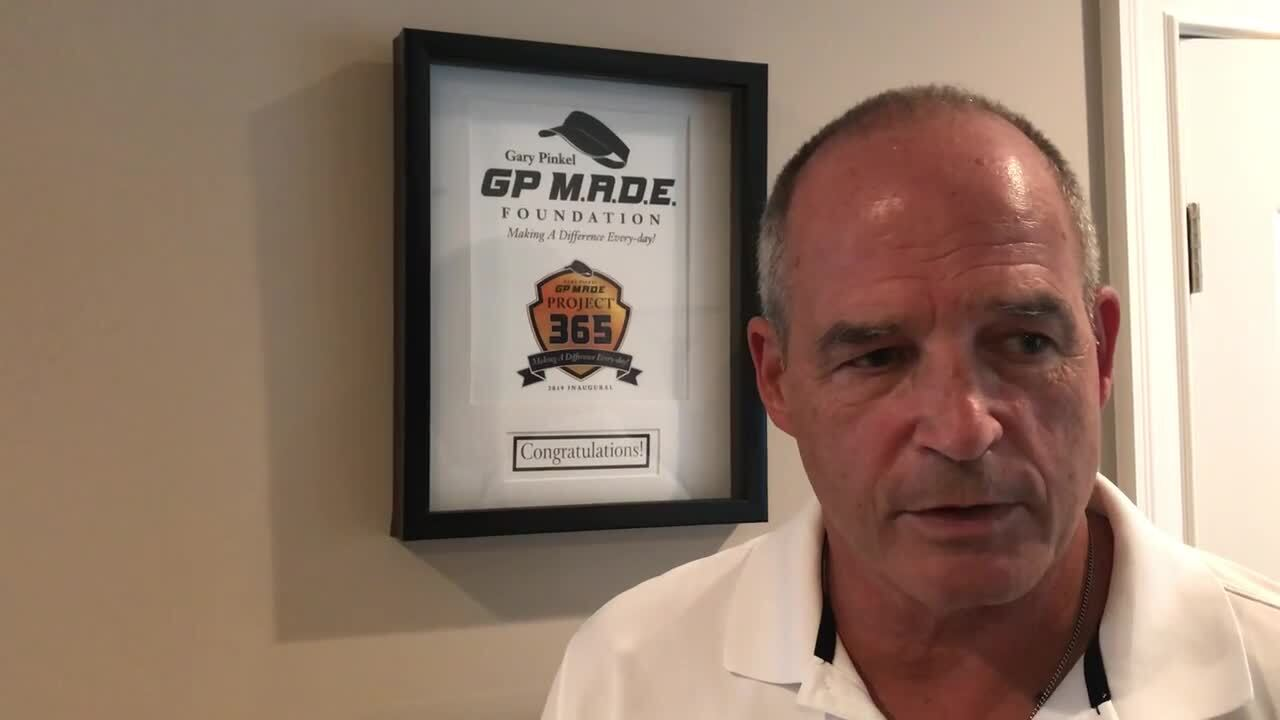 How former Mizzou football coach Gary Pinkel found a fresh sense of purpose