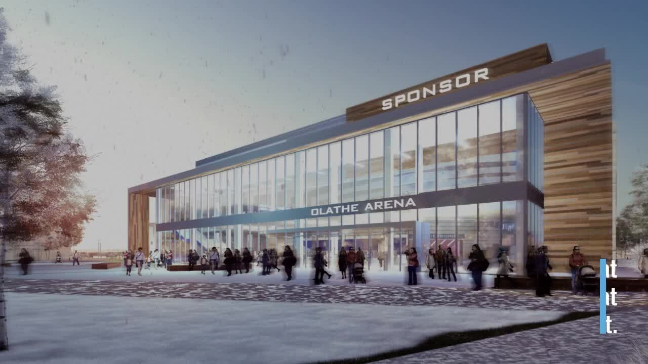 Face-off over 2 hockey arenas proposed for Johnson County: Neither side backing down