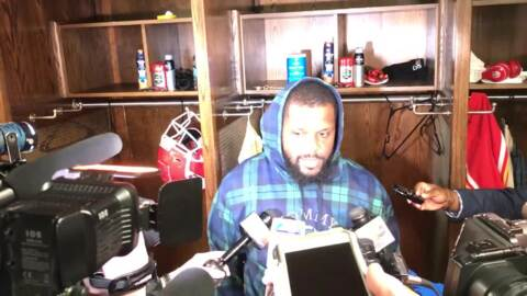 Chiefs LB Reggie Ragland on 29-28 loss to Chargers