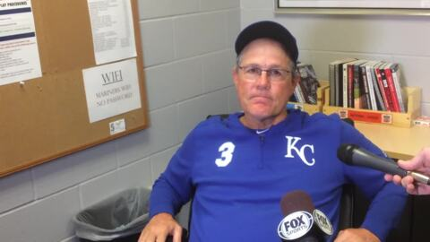 Royals manager Ned Yost discusses comeback win in Seattle