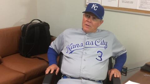 Royals manager Ned Yost talks loss to Twins, Jake Odorizzi