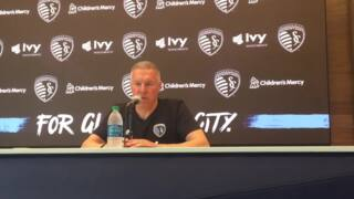 Peter Vermes: I'm committed to being here