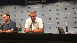"SKC's Vermes: ""Very proud of the effort from the opening whistle"""