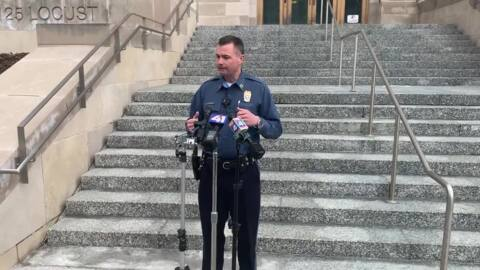 Police speak about recent street racing in Kansas City that involved shootings