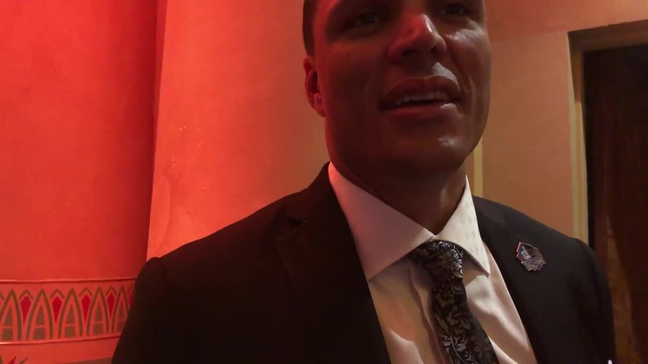Hall of Fame: Chiefs NFL great Tony Gonzalez speaks his mind