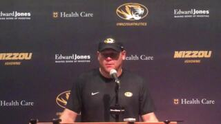 Mizzou made this opener boring, and that's a good thing