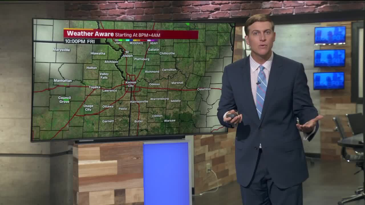 Another wave of heavy rain headed for Kansas City: 'Flooding is the main concern'