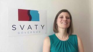 Katrina Lewison on why she's running for Kansas' lieutenant governor