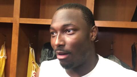 "LeSean McCoy on hook and lateral: ""It's the Chiefs. We knew it would work"""