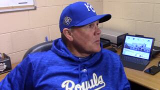 Royals' Ned Yost: 'As much as we're struggling offensively, these guys don't quit'