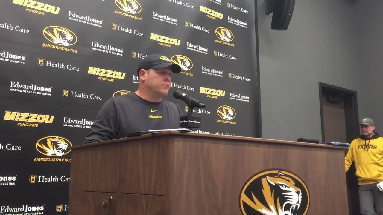 Similar struggles plague Missouri Tigers during four-game losing streak