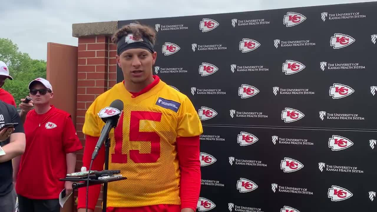 Chiefs' Patrick Mahomes set to appear on Jimmy Kimmel's show on Monday night