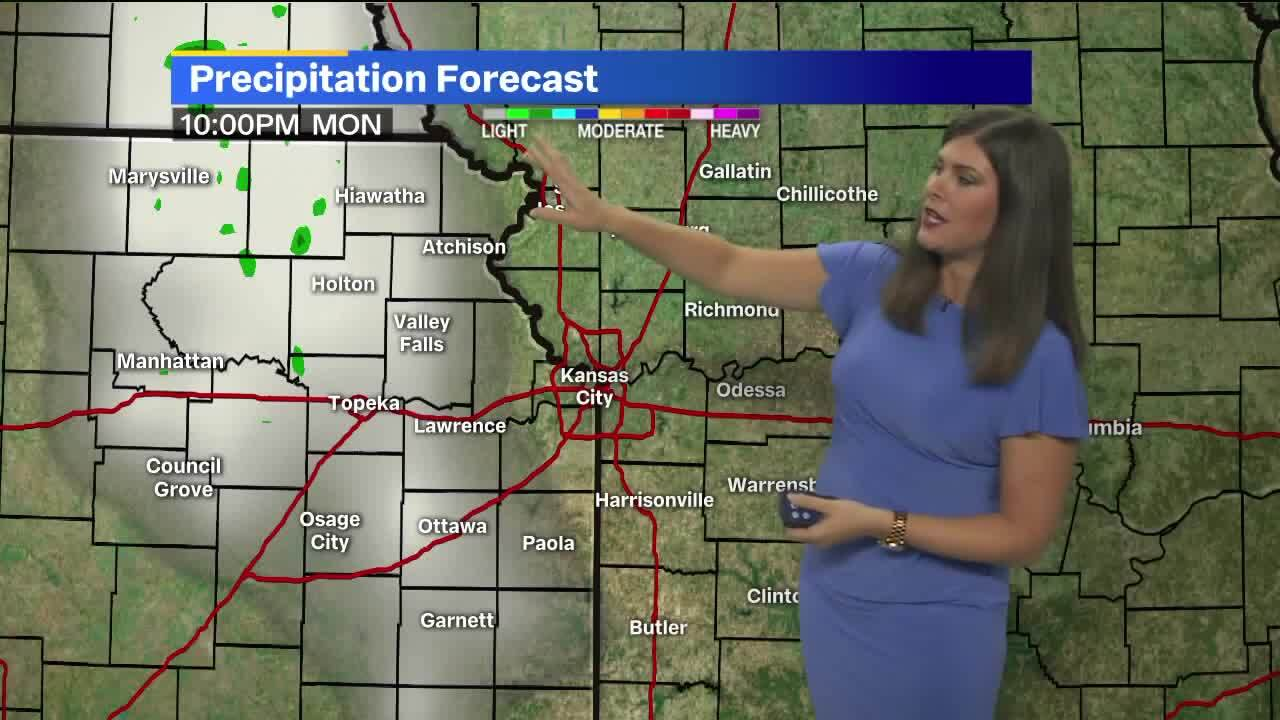 Temps to warm up Monday in Kansas City, with sunny skies in forecast