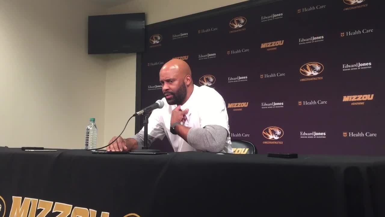 Cuonzo Martin's Missouri Tigers get Wofford next amid stout non-conference stretch