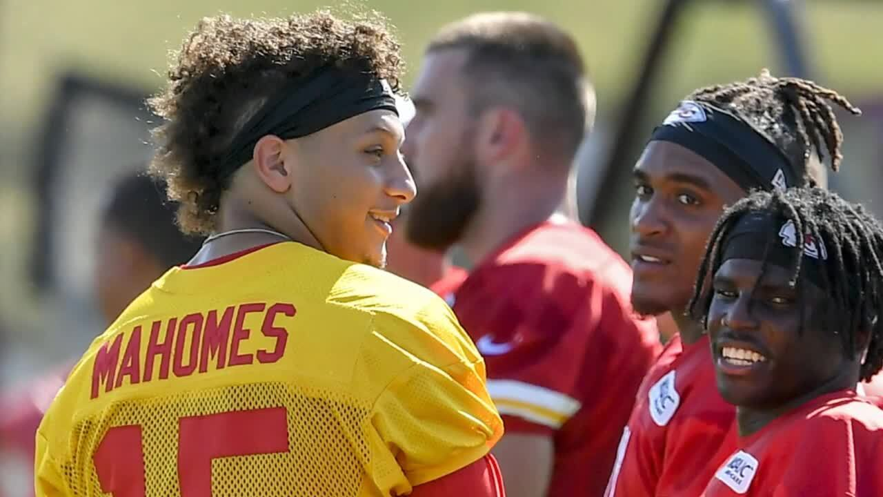 Good Lucky Patrick Mahomes Journey From Texas To Chiefs