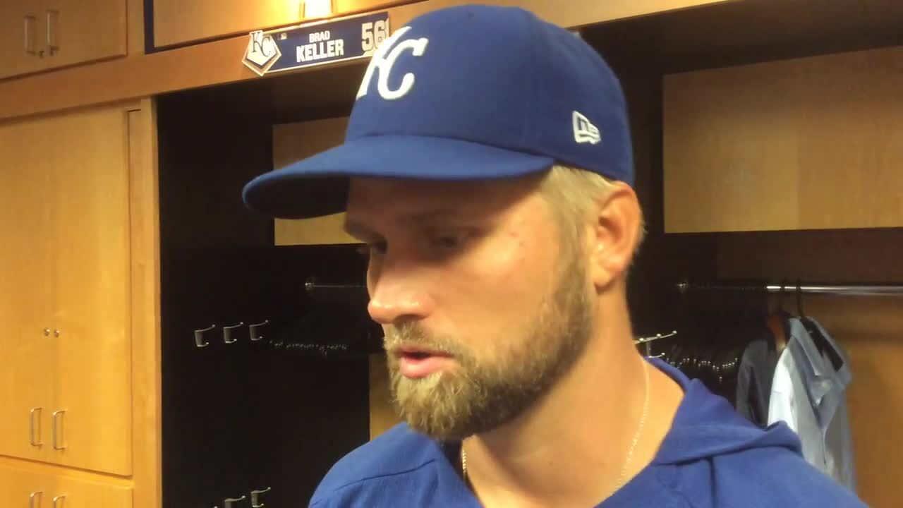 During Royals' game Sunday, a player hit a ball into Rivals bar at Kauffman Stadium