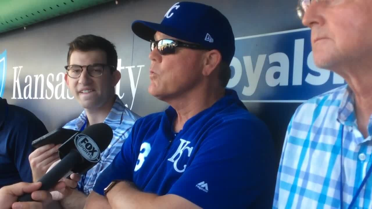 Royals' Ned Yost is shaping a team for the future, but not focused on his own