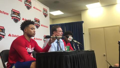 Bill Self on why loss to Duke will be 'learning experience'