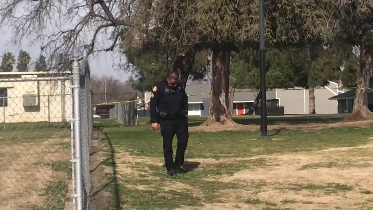 Shots fired near Fresno school; no one injured, arriving police report