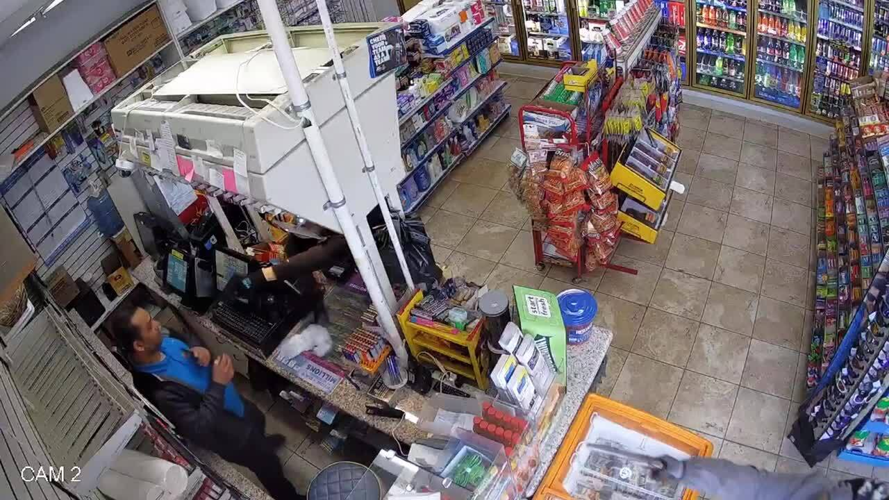 A Valentine's Day heist: Three Fresno convenience stores robbed at gunpoint