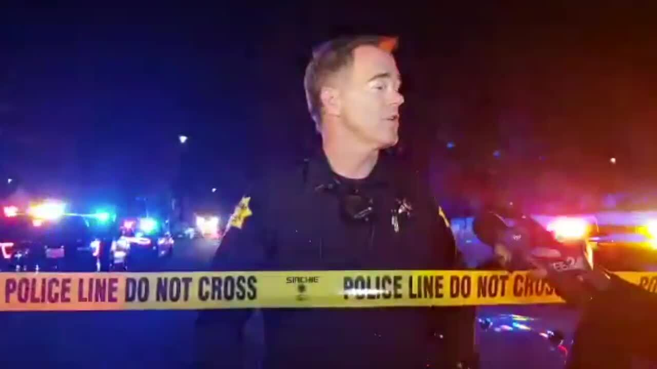 UPDATE: Four dead, six wounded in mass shooting in southeast Fresno home, police confirm