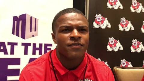 Can Fresno State repeat football success? With experience lacking, this Bulldog says hunger key