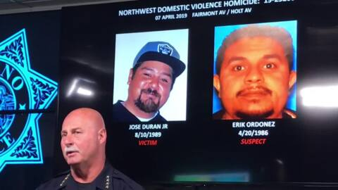 A Fresno man was helping his sister move. He ended up dead and is being called a hero