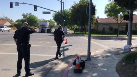 Major injuries reported after car strikes seventh-grade student in Merced, police say
