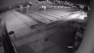 Los Banos police release video of 'person of interest' in pricey pool vandalism case