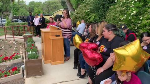 Hoover community remembers, pays tribute to Merced seventh-grader killed by train