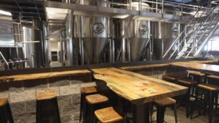 Central Coast Brewing's new SLO location features kitchen and game room