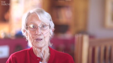 89-year-old Marj Sewell rebounds from COVID-19