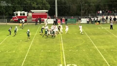 First half highlights Paso Robles Templeton football