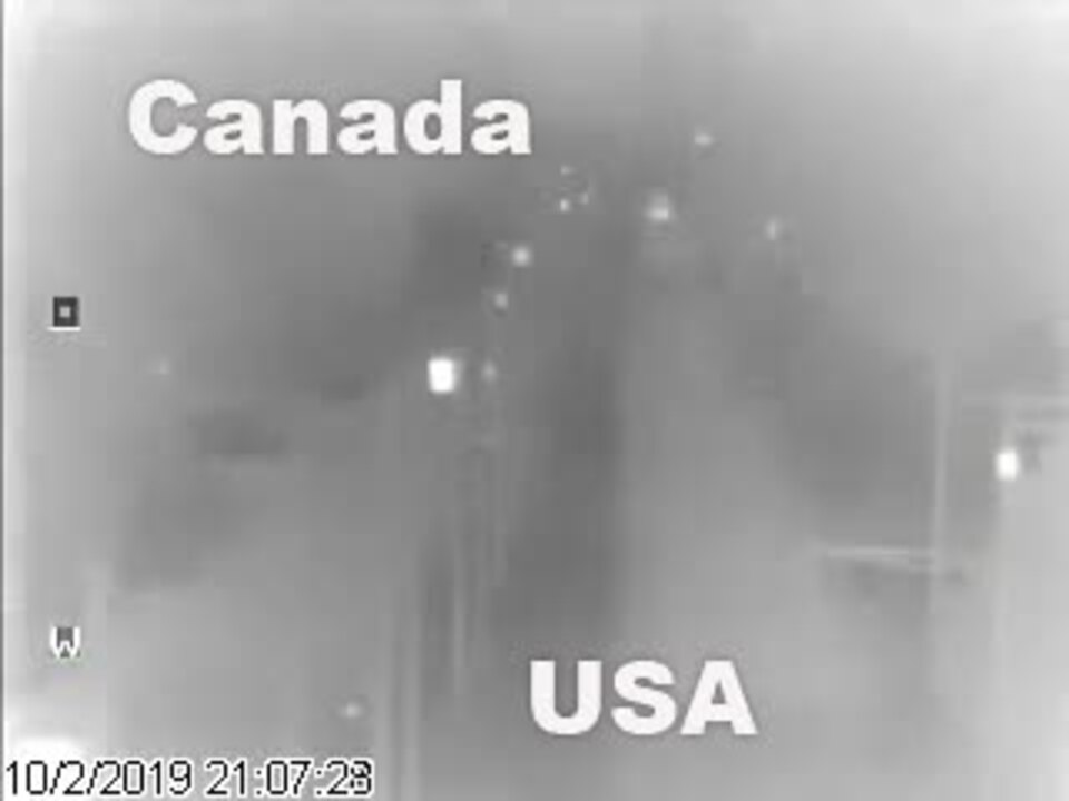 Border Patrol video shows British family's vehicle crossing border near Lynden