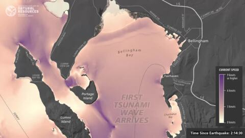 Federal grant could help Whatcom County residents prepare for a possible tsunami