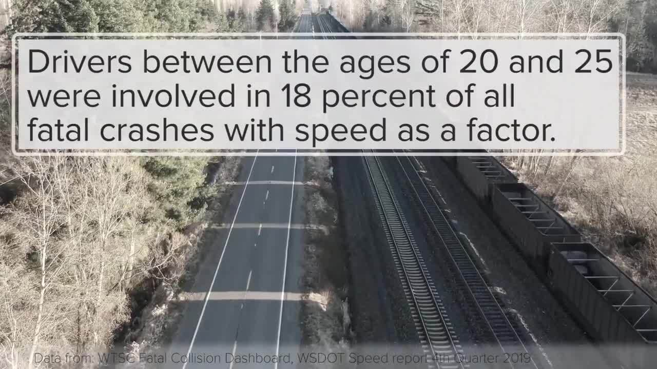 If you're driving the speed limit, don't feel forced to pull over and let other cars by