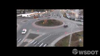 Do you know how to drive through a traffic circle?