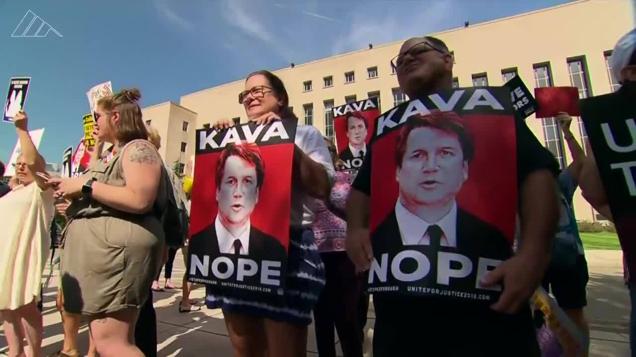 'I was screaming at the TV': Anti-Kavanaugh activists frustrated with Feinstein