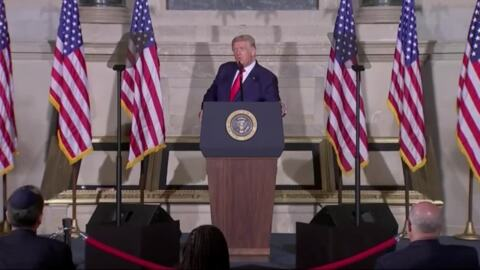 What is the 1776 Commission? Trump announces plan to promote 'patriotic education'