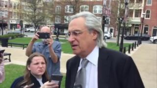 Piazza attorney Tom Kline calls hearing on new charges